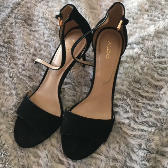 a0c04313e4c Aldo Shoes - Black ALDO Melawet Sandal